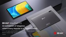 € 98 com cupom para BMAX MaxPad I10 UNISOC T610 Octa Core 4 GB RAM 64 GB ROM 4G LTE 10.1 polegadas Android 10 Tablet da BANGGOOD