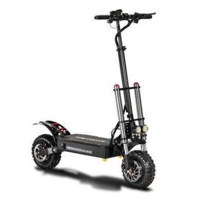 €904 with coupon for BOYUEDA 26AH 60V 5400W Dual Motor Folding Electric Scooter from BANGGOOD