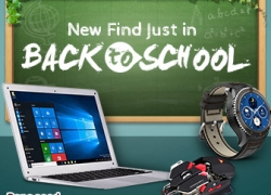 From $1.99! New Find in Back to School Collection! from BANGGOOD TECHNOLOGY CO., LIMITED