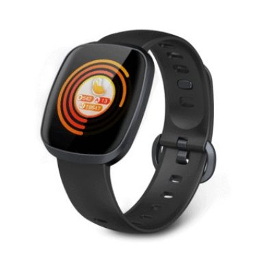 €8 with coupon for Bakeey D13 1.3 Inch Big Color Screen Touch Wristband HR Blood Pressure and Oxygen Monitor Visible Message Show Smart Watch from BANGGOOD