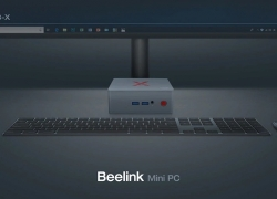 $139 with coupon for Beelink BT3 – X Mini PC – Black 4GB LPDDR4 +64GB EMMC EU Plug from GEARBEST