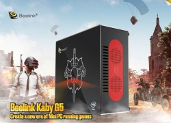 $1189 with coupon for Beelink Kaby G5 i5-8305G / Mini PC – BLACK 8GB DDR4 + 256GB SSD ( EU PLUG ) from GearBest