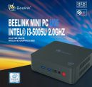 €266 with coupon for Beelink U55 Intel Core I3 – 5005U Mini PC – BLACK 8GB RAM+512GB SSD EU WAREHOUSE from GearBest