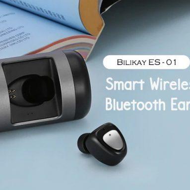 $17 with coupon for Bilikay ES – 01 Smart Wireless Earphone Speaker from GEARBEST