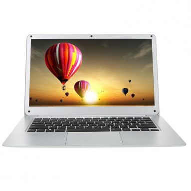 €161 with coupon for Binai G14pro Notebook Windows 10 14.1 Inch Intel Cherry Trail X5 Z8350 Quad Core 4GB/64GB Laptop – Silver from BANGGOOD