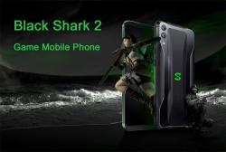 Black Shark için kupon ile $ 499 2 4G Akıllı Telefon 8GB RAM 128GB ROM GEARVITA gelen Çince ve İngilizce Sürüm