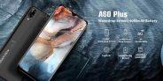 € 75 con coupon per Blackview A60 Plus Versione globale 6.088 pollici HD + Android 10.0 4080mAh 8MP Doppia fotocamera posteriore 4GB 64GB MT6761V Quad Core 4G Smartphone da BANGGOOD