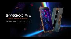 € 161 con cupón para Blackview BV6300 Pro Global Bands IP68 / IP69K Impermeable 5.7 pulgadas NFC 4380mAh Android 10 16MP Quad Camera 6GB 128GB Helio P70 Octa Core 4G Smartphone - Negro Versión de la UE de BANGGOOD
