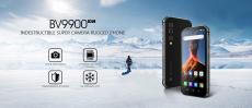 287 € mit Gutschein für Blackview BV9900 Global Bands IP68 / IP69K Wasserdichtes 5.84 Zoll FHD + NFC 4380mAh Android 9.0 48MP Quad-Rückfahrkamera 8GB 256GB Helio P90 4G Smartphone von BANGGOOD