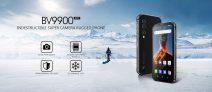287 € avec coupon pour Blackview BV9900 Global Bands IP68 / IP69K Étanche 5.84 pouces FHD + NFC 4380mAh Android 9.0 48MP Quad Caméra arrière 8 Go 256 Go Helio P90 4G Smartphone de BANGGOOD