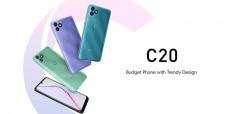 46 يورو مع قسيمة Blackview OSCAL C20 6.088 inch 3380mAh Android 11 Dual-SIM Face Unlock 1GB 32GB Entry-level Quad-Core 3G Smartphone من BANGGOOD
