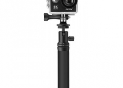 $9 with coupon for BlitzWolf® BW-BS0 Hand-held Mini Extendable Selfie Stick Monopod For Sport Camera – Black from BANGGOOD