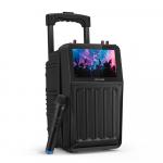 BlitzWolf®BW-DM68WTFTスクリーンワイヤレスパーティーカラオケスピーカー、TFTスクリーン、HiFiサウンド、ワイヤレスマイク、複数のポート、EUCZ倉庫からの1mAhバッテリー容量のクーポン付き€30BANGGOOD