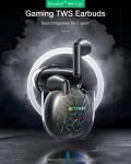 20€ με κουπόνι για BlitzWolf® BW-FLB5 TWS bluetooth V5.0 Earphone Gaming Earbuds HiFi Stereo 13mm Large Dynamic Low Latency RGB Light ακουστικά με μικρόφωνο από την BANGGOOD