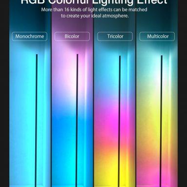 38 € s kupónem na rohovou podlahovou lampu BlitzWolf® BW-FLT1 s barevným efektem RGB 68 dynamických světelných režimů RF dálkové ovládání určené pro rohy a stabilní strukturu ze skladu EU CZ BANGGOOD