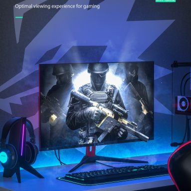288 eura s kuponom za BlitzWolf® BW-GM2 27-inčni monitor 2ms 144Hz 2K razlučivost Širok spektar boja 178 ° Kut gledanja 100% sRGB Gaming monitor za kućni ured bez okvira - 27-inčni od BANGGOOD