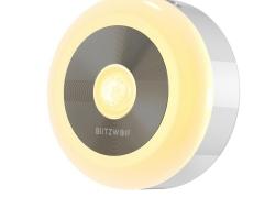 € 5 na may kupon para sa BlitzWolf® BW-LT15 LED Motion & PIR Infrared Sensor Night Light 3000K Temperatura ng Kulay 120 ° Pag-iilaw Angle Battery Operated Night Lamp mula sa BANGGOOD