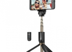 $13 with coupon for BlitzWolf BW-BS3 3 in 1 Bluetooth Remote Tripod Selfie Stick from Banggood
