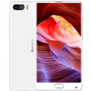 $ 129 con coupon per Bluboo S1 4G Phablet - WHITE da GearBest