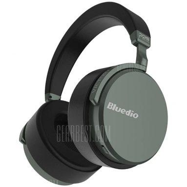 69 € cu cupon pentru căști fără fir Bluetooth inteligente Bluetooth Bluedio V2 Căști de reducere a zgomotului pentru jocuri de bas de la BANGGOOD