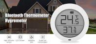 € 11 s kupónem pro MIJIA Bluetooth Thermometer Hygrometer od Xiaomi Youpin od GEARBEST