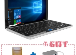 5% OFF GPD Pocket 7 Inches Mini Laptop,limited offer $495.99 from TOMTOP Technology Co., Ltd