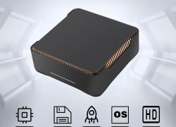 €168 with coupon for CAK3V Intel Celeron J3455 6G DDR3 64G EMMC Mini PC from BANGGOOD