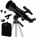 € 93 med kupong for CELESTRON 175X 70mm astronomisk teleskop Space Reflector Scope Refractor with 4mm Okular Storage Storage Tripod from EU CZ warehouse BANGGOOD
