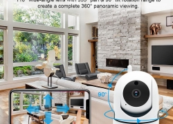 €15 with coupon for CES NEWS' 1080P Wireless WIFI IR Cut Security IP Camera Night Vision Intelligent HD Surveillance Camera from BANGGOOD