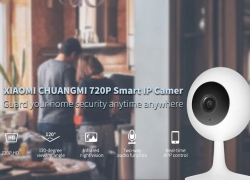 $12 with coupon for CHUANGMI CMSXJ01C 720P Smart IP Camerafrom GEARVITA