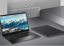 € 358 sa kupon para sa CHUWI AeroBook 13.3 Pulgada Intel M3-6Y30 8GB + 256G SSD - Grey mula sa GEARBEST