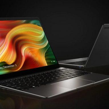 CHUWI AeroBook Pro 337 인치 Intel M13.3-3Y 8100GB RAM 8GB SSD 용 쿠폰 포함 € 256 BANGGOOD의 백라이트 Type-C 고속 충전 전체 라미네이션 노트북
