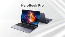 203 € مع كوبون لـ ChUWI HeroBook Pro 14.1 بوصة Intel Gemini lake N4000 Intel UHD Graphics 600 8GB LPDDR4 RAM 256GB SSD Notebook من BANGGOOD