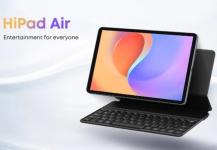 146 € עם קופון עבור CHUWI HiPad Air UNISOC T618 Octa Core 4GB RAM 128GB ROM 10.3 Inch Android 11 Tablet from BANGGOOD