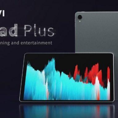€ 201 dengan kupon untuk CHUWI HiPad Plus MT8183 Octa Core 4GB RAM 128GB ROM 11 Inch 2K Layar Android 10.0 Tablet dari BANGGOOD