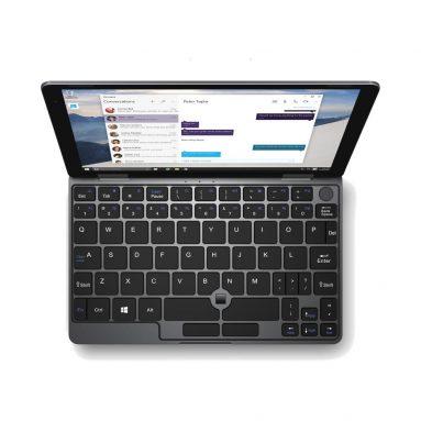 € 453 CHUWI MiniBook 360 हिंज योग पॉकेट मिनी लैपटॉप पीसी 8 इंच 2-इन -1 व्यक्तिगत नोटबुक इंटेल कोर m3-8100Y 8GB DDR3 256GB SSD विंडोज 10 ओएस के लिए कूपन के साथ - BGGOOD से ग्रे यूरोपीय संघ प्लग