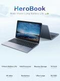 €162 with coupon for CHUWI HeroBook Laptop 14.1 inch Intel Atom x5-E8000 4GB DDR3 64GB EMMC Intel HD Graphics N3000 – Dark Grey from BANGGOOD
