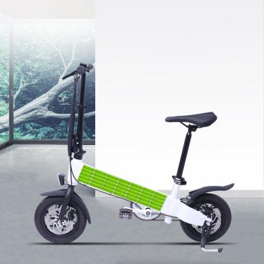 €408 with coupon for CMSBIKE F12 pro 12 Inches Folding Electric Scooter 5 Speed Modes 60km Mileage Range 13Ah Battery Folding Scooter – White from BANGGOOD