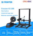 €243 with coupon for Creasee CS – 10S 3D Printer 300 x 300 x 400 – BLACK EU PLUG from GearBest