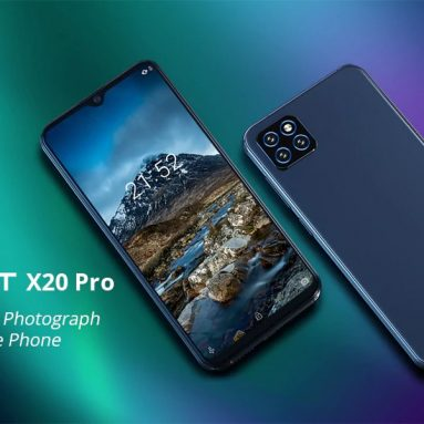 $154 with coupon for CUBOT X20 Pro 6.3 inch AI Triple Camera Smartphone Android 9.0 Face ID 4000mAh Battery 4G Phablet – Black from GEARBEST