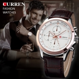 Low to $9.09 Curren Quality Unisex Watches from Focalprice
