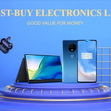 GearBest Black Friday: Must-Buy Electronics List