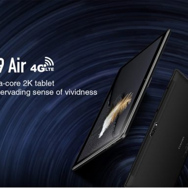 €132 with coupon for Chuwi Hi9 Air CWI533 4G Phablet 4GB RAM 64GB eMMC – BLACK HELIO X23 from GearBest