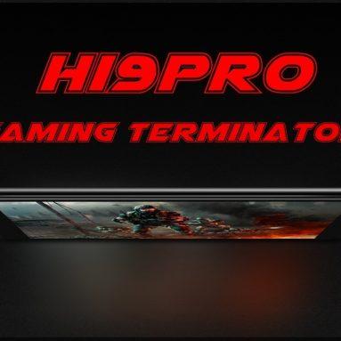 € 126 với phiếu giảm giá cho Chuwi Hi9 Pro CWI548 4G Phablet - CPU đen: HELIO X23 từ GearBest