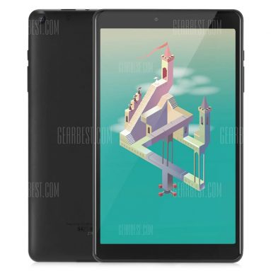 $115 with coupon for Chuwi Hi9 Tablet PC  –  BLACK from GearBest