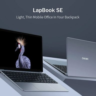€230 with coupon for Chuwi LapBook SE Notebook 4GB DDR4 64GB EMMC – GRAY from GearBest