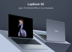 €267 with coupon for Chuwi Lapbook SE Laptop 4G+32G EMMC+128G SSD – Gray from GEARBEST