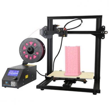 € 273 với phiếu giảm giá cho Creality 3D® CR-10 Mini DIY 3D Bộ dụng cụ máy in Hỗ trợ tiếp tục in 300 * 220 * 300mm Kích thước in lớn 1.75mm 0.4mm từ BANGGOOD