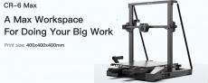 859 долларов с купоном на комплект для 3D-принтера Creality 6D® CR-3 MAX от BANGGOOD