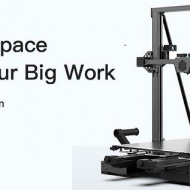 € 619 med kupong til Creality CR-6 Max High Precision 3D-skriver 400x400x400mm Stor utskriftsstørrelse fra EU GER-lager TOMTOP
